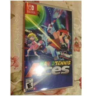 Nintendo Switch Mario Tennis Aces (Pre-Owned)