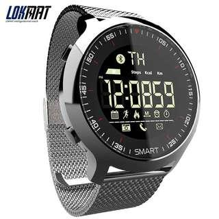 LOKMAT Sports Smart Watch For Android And IOS
