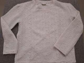 Sweater broken white