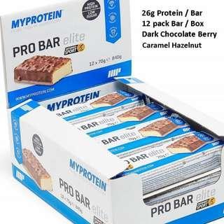 Pro Bar Protein Whey Myprotein [ Listed : Jan2019]