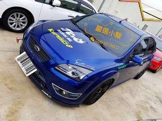 2007年 福特 focus 精品美車二手中古車