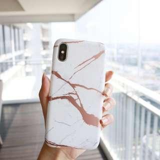 Marble iPhone Case X 7 8 Plus