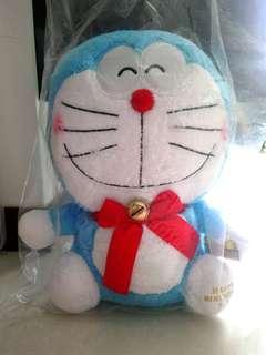 Happy Birthday Doraemon Plushie