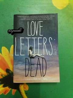 Love Letters to the Dead by Ava Dellaira (Secondhand Book)