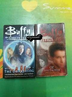 Buffy the Vampire Slayer Books (Secondhand Book)