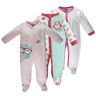 Girl Sleepsuits