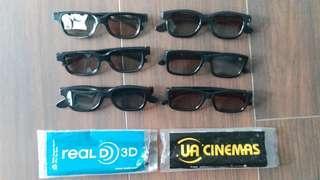 3D 眼鏡 (戲院用)