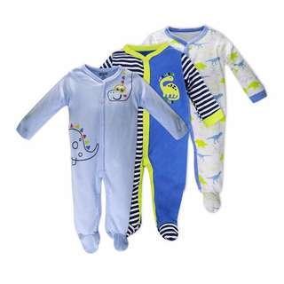 Boy Sleepsuits