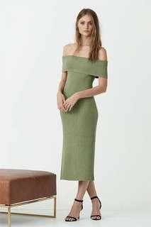 Maurie and Eve Casablanca Dress