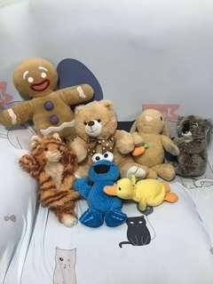 Stuffed /soft Toys