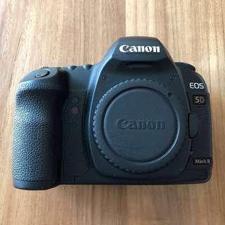 Preloved Canon 5D Mark II Body
