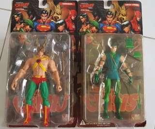 DC Identity Crisis Hawkman Green Arrow Justice League