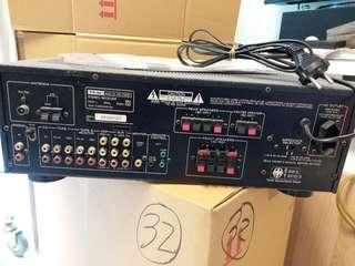 TEAC AG-V3020 擴音機 (有遙控)