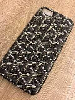 Goyard iphone 7 Handphone cover