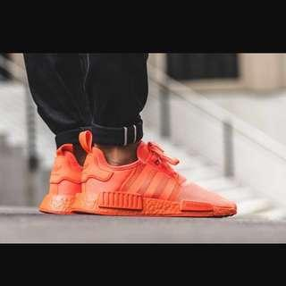 NMD Solar Red US 10