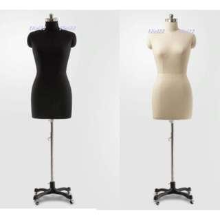 Female Dressform (Direct Pin-through)