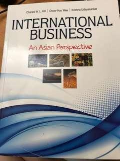 International Business An Asian Perspective