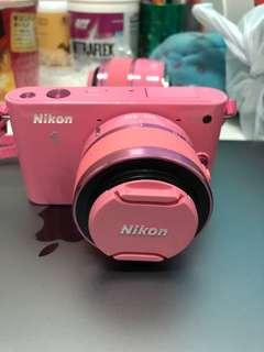Nikon j1 pink