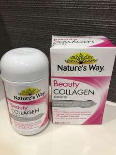 Nature's Way Beauty Collagen Booster 60 Tablets 美肌膠原蛋白片60粒裝