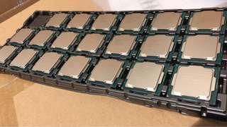 全新 漢科 散片裝 Intel i3 8100