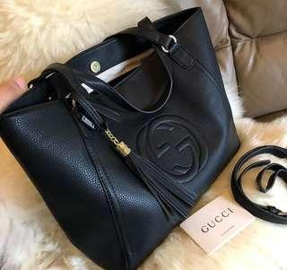 Gucci Soho Hobo Mirror vip