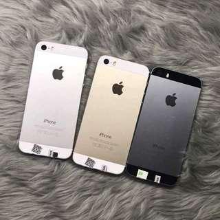 IPHONE 5S 16GB FU PALUWAGAN BATCH 3