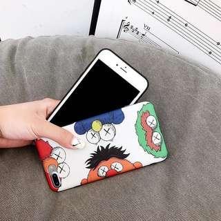🚚 芝麻街手機殼iphone x