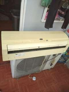 Aircond carrier 1hp