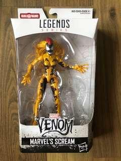 Marvel Legends Scream