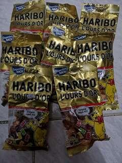 French Candy, HARIBO, The Golden Bear.