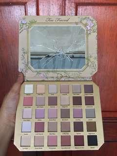 [FREE POSTAGE] Eyeshadow too faced
