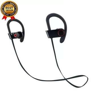 In Ear Sport Headphones with Mic Earphones Bluetooth earbud IPX4 Sweatproof Fitness Stereo Ear Phone