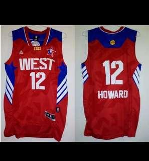 Jersey Basket All Star Collectible 2013 import