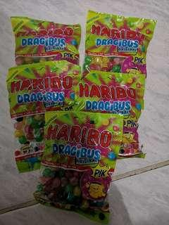 French Candy, HARIBO, Dragibus Original P!k