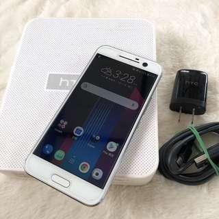 second hand HTC M10 white (5.2) 4G RAM 32G ROM