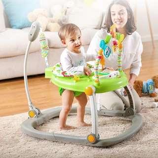 Baby Qiner 2 in 1 Baby Walker & Jumper