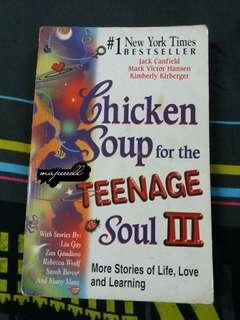 Chicken Soup for the Teenage Soul III (Secondhand Book)