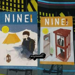 Nine Book 1 & 2 (Secondhand Book)