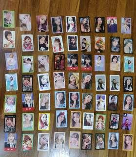TWICE photocards for sell