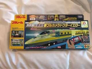 全新 Takara Tomica Plarail camera train