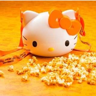 HK HELLO KITTY POPCORN HOLDER LIMITED EDITION