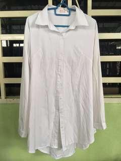 [FREE POSTAGE] White Shirt
