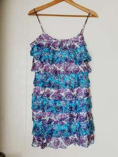 Baju Dress Zara Basic Baru Asli Original