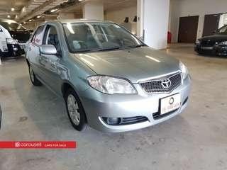 Toyota Vios 1.5M E