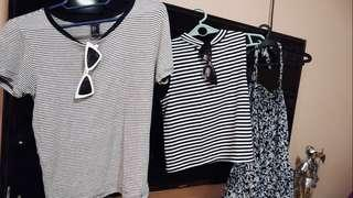 AUTHENTIC AND BRAND NEW F21 SHIRTS BOUGHT FOR 600