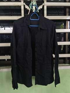 [FREE POSTAGE] Black shirt