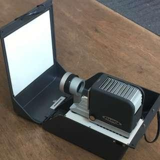 60年代 富士 幻燈片投影機 手提 slide projector