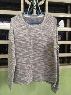 [FREE POSTAGE] White grey top