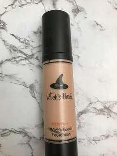 Mousse foundation *free pos