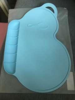 便攜式 bb 餐墊 potable silicone placemate